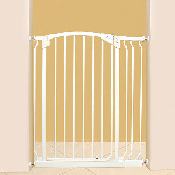 Dreambaby® 9Cm Gate Extension 1M High White