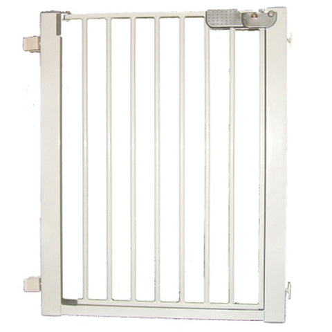 Lnb Sliding Door Gate White