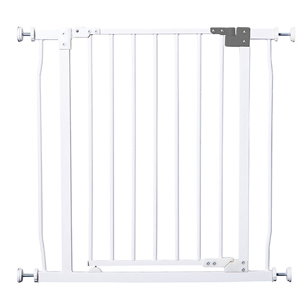 DREAMBABY® LIBERTY METAL SAFETY GATE (FITS GAP 75-81CM) - WHITE - PRESSURE