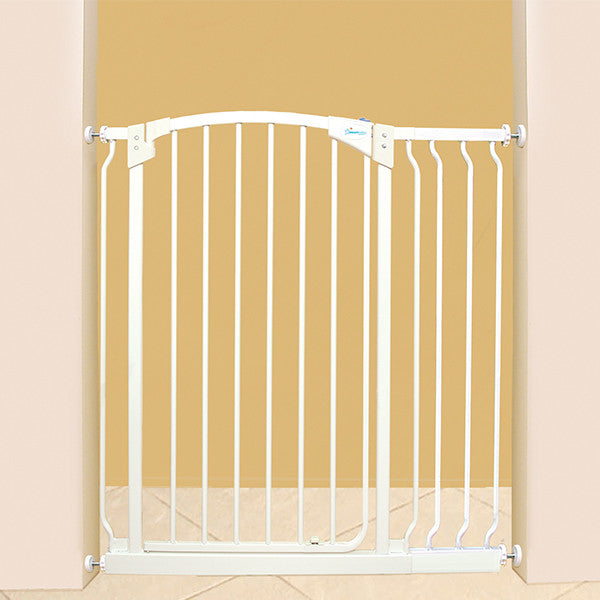 Dreambaby® 18Cm Gate Extension 1M High White