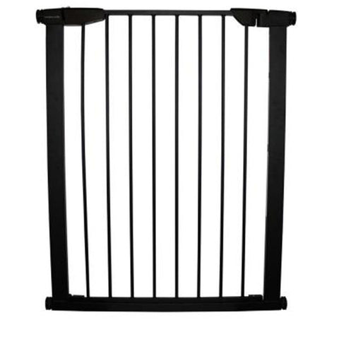 Extra Tall Premier Pressure Gate - Black