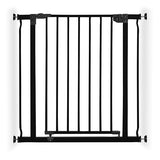 DREAMBABY® LIBERTY STANDARD HEIGHT BLACK SECURITY GATE (PRESSURE MOUNTED)