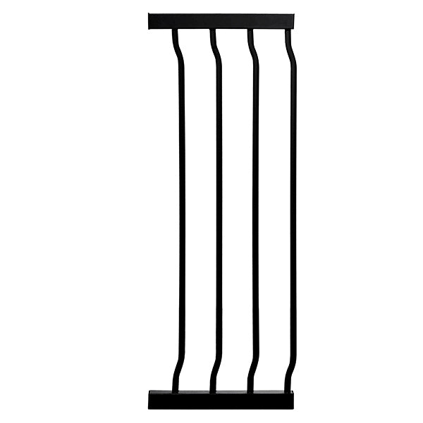 DREAMBABY® LIBERTY 27CM WIDE GATE EXTENSION (BLACK)