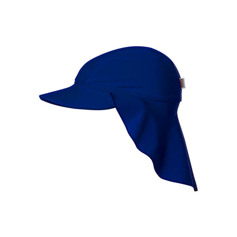 COÉGA Baby Boy Flap Hats  (Blue Dodgers)