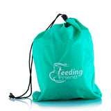 Feeding Friend- The Original Self-Inflating Arm Support Pillow - Mint