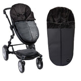 Mima Accessory Xari - Footmuff Black