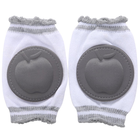 B-Safe Knee Pads Grey Apple (White)