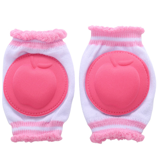 B-Safe Knee Pads Pink Apple (White)