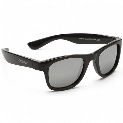 Koolsun Wave kids sunglasses Black Onyx 1+