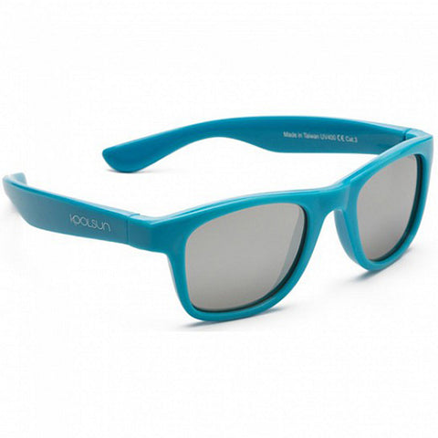 Koolsun Wave kids sunglasses Cendre Blue 1+