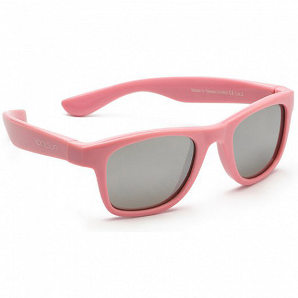 Koolsun Wave kids sunglasses Pink Sachet 1+