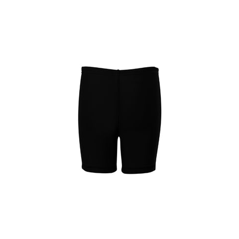 Boy Swim Shorts Sz 4 Black (Stnd)