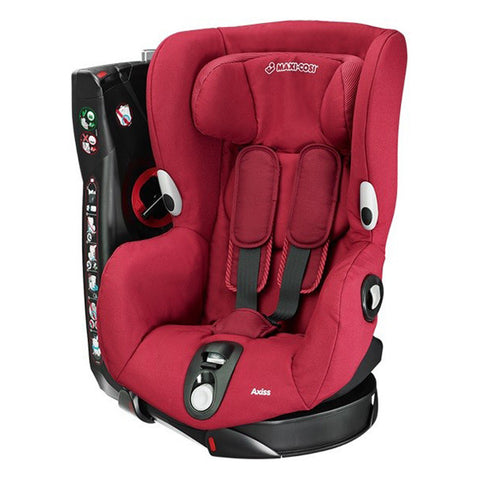Maxi Cosi Axiss Car Seat - Robin Red