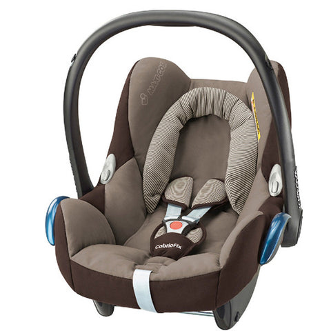 Maxi Cosi CabrioFix Car Seat - Earth Brown