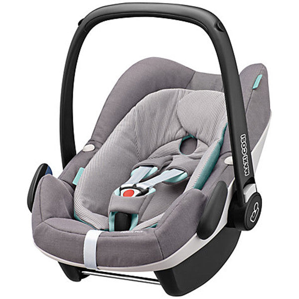 Maxi Cosi Pebble Plus Car Seat - Spark Grey