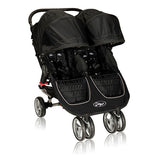 Baby Jogger City Mini Double Black/Grey