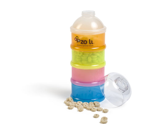 Zoli Baby On-the-Go Formula & Snack Dispenser