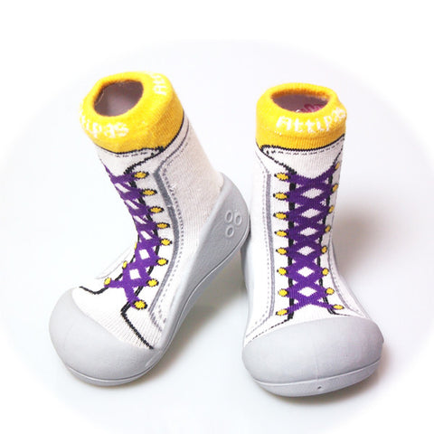 Attipas New Sneakers Yellow