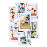 Pearl's Play & Learn Playing Cards Arabic (Land of Otis Chapter 1)