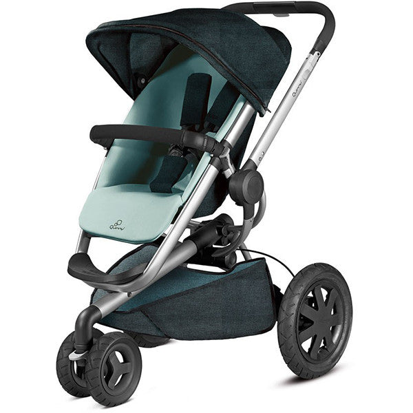 Quinny Buzz Xtra 3 Wheel - Novel Nile