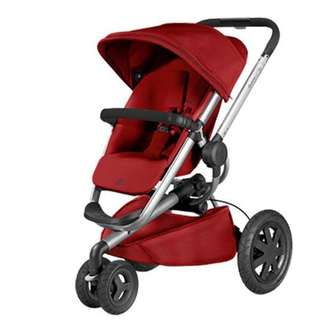 Quinny Buzz Xtra 3 Wheel - Red Rumour
