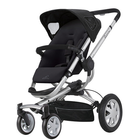 Quinny Buzz Xtra 3 Wheel - Rocking Black