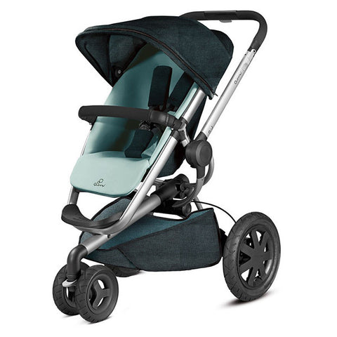 Quinny Buzz Xtra 4 Wheel - Novel Nile