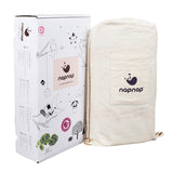 NapNap Mat 100% Egyptian Organic Cotton Cover Very Berry