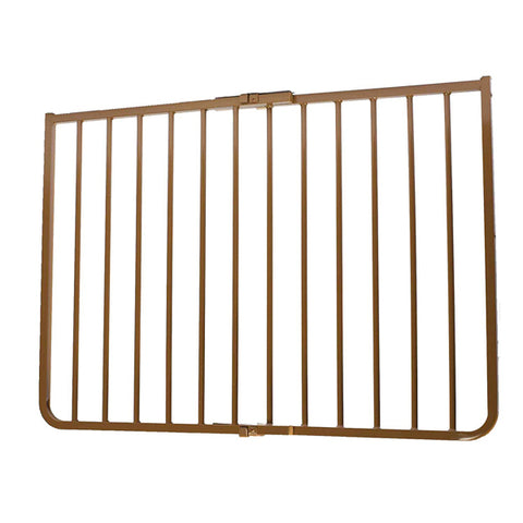 Cardinal Gates Outdoor Safety Gate Brown