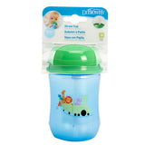 Dr Brown's Straw Cup, 9oz Soft Spout - Blue