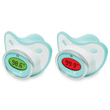 Summer infant pacifier thermometer