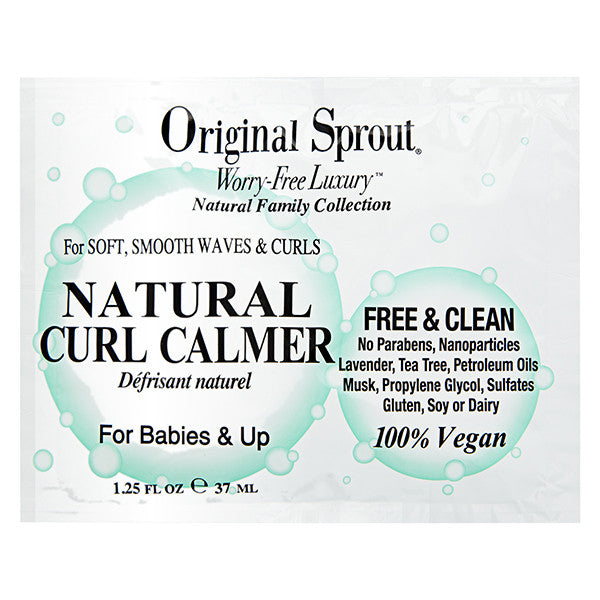 ORIGINAL SPROUT Sachets Natural Curl Calmer
