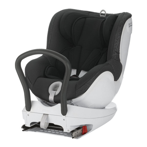 Britax- Dual Fix Car Seat - Black Thunder
