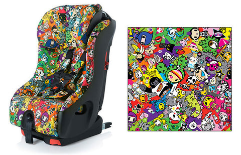 Clek-2014-Model-Year-Foonf-Convertible-Child-Seat-tokidoki-all-over