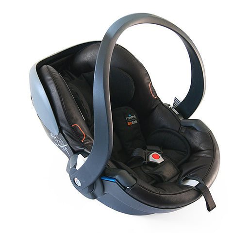 Mima iZi Go by BeSafe (with car seat adaptor) Black