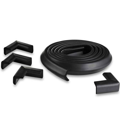 KidCo Foam Edge and Corner Protector Black