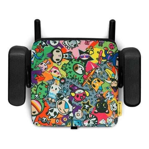 Clek Olli Booster Seat Tokidoki All Over