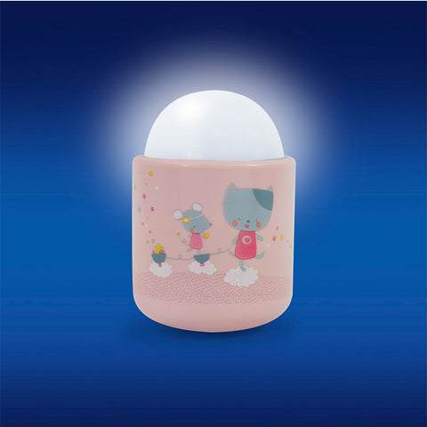 PABOBO NOMADE NIGHLIGHT PINK