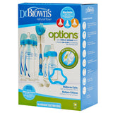 Dr. Brown's  PP-Narrow-Neck Bottle BLUE Gift Set