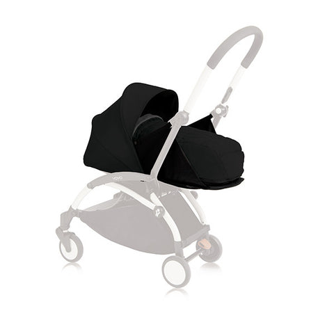 BABYZEN YOYO+ Newborn Pack 0+ Black