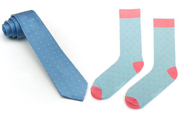 Matching Tie & Socks - COORP CLOTHING