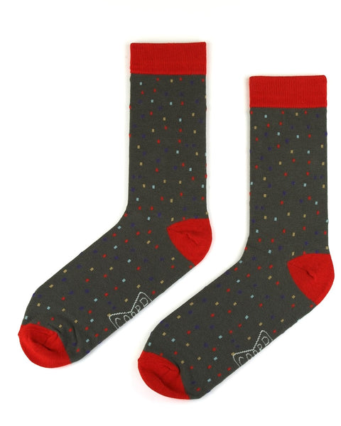 Matching Tie & Socks - COORP CLOTHING - 6