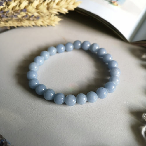 Angelite (8MM Beads)