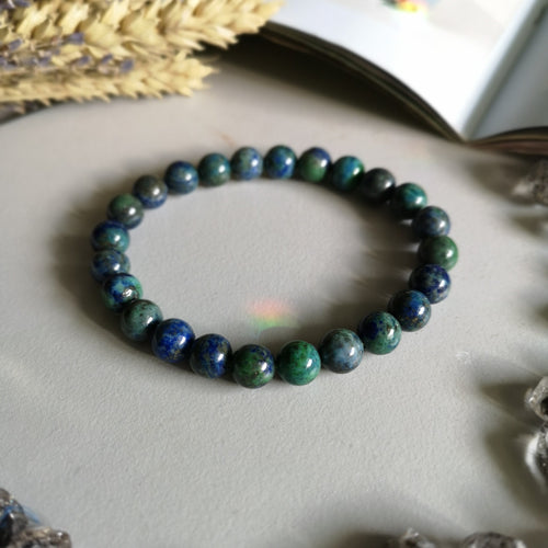 Azurite Malachite (8MM Beads)