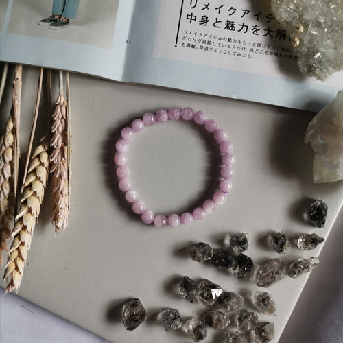 Kunzite  (7.1MM Beads)