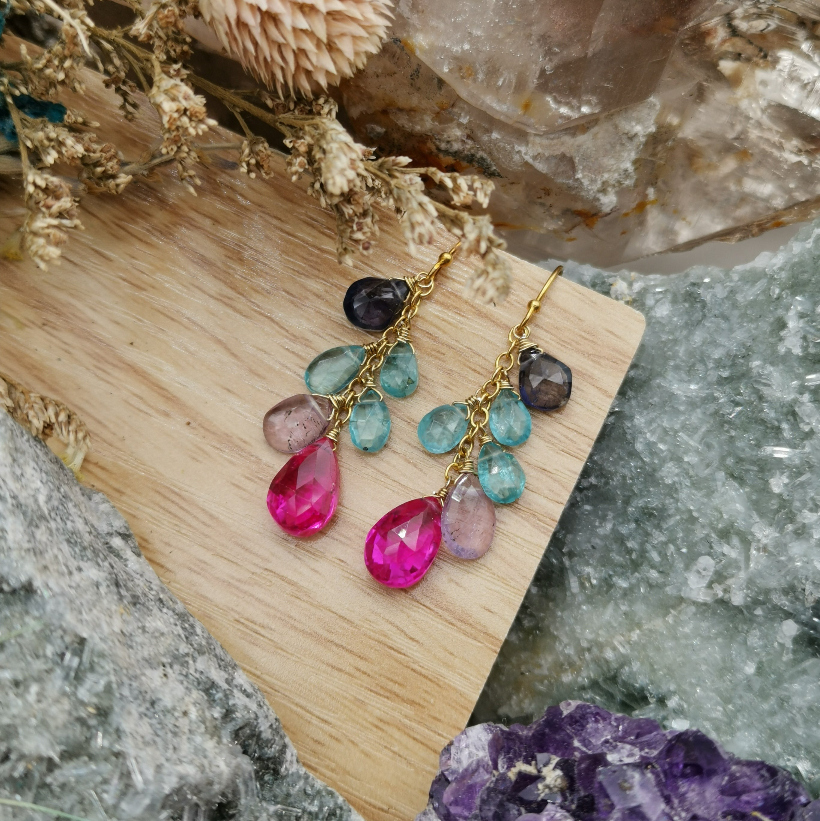 Jophielle (Elysian Earrings)