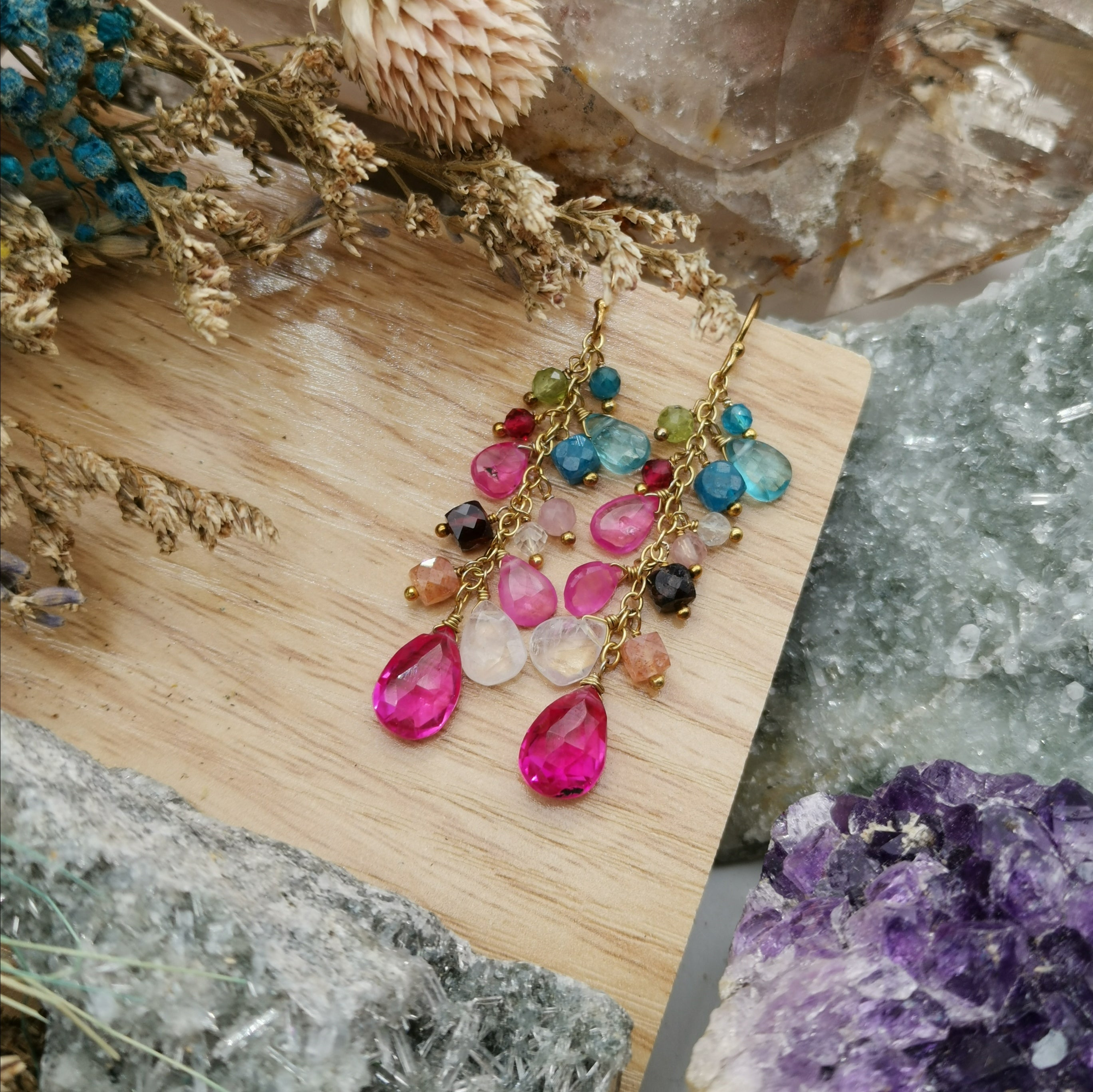 Michaelle (Elysian Earrings)