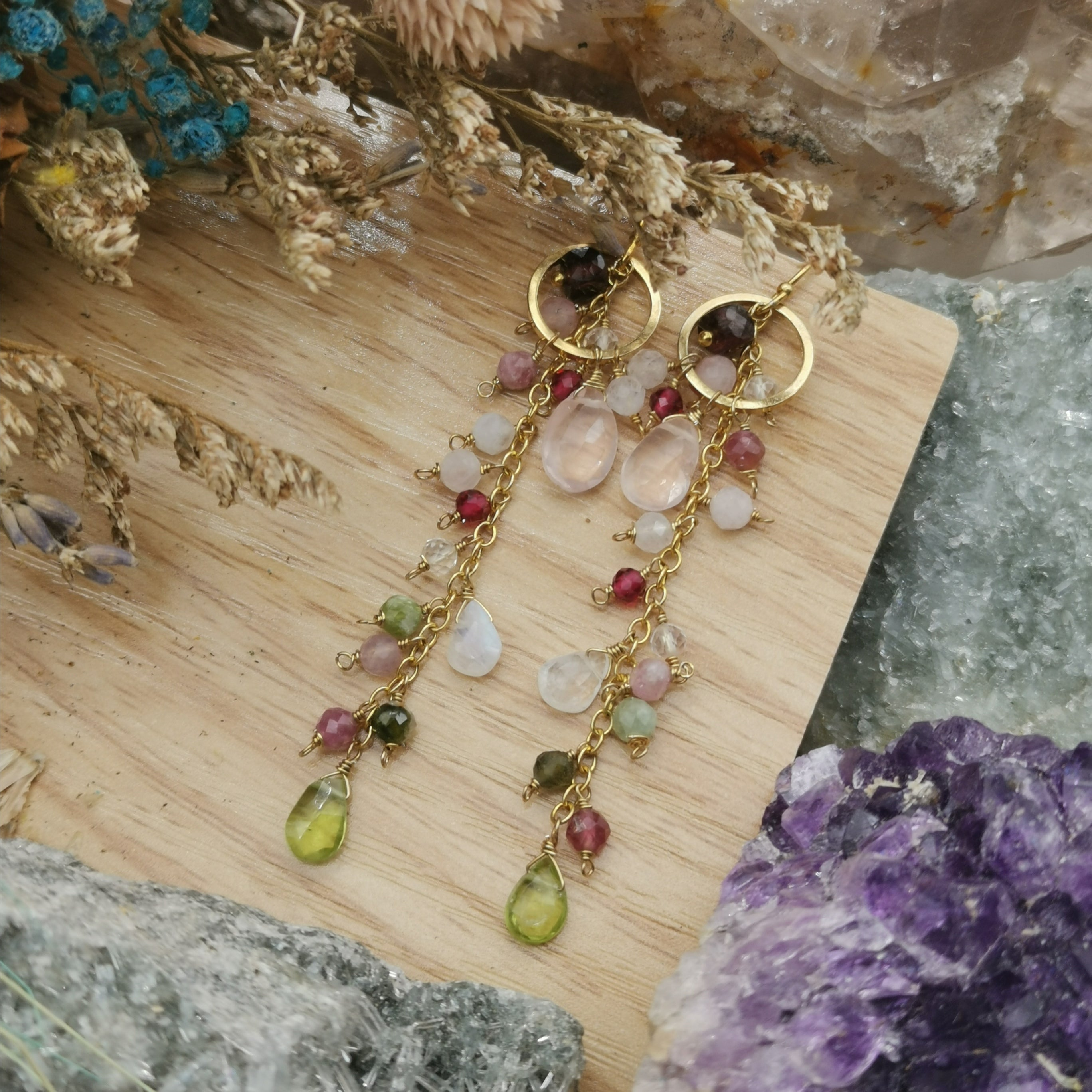 Laila (Elysian Earrings)