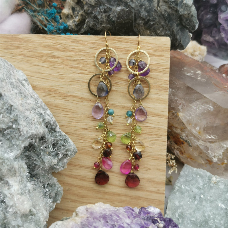Casielle (Elysian Earrings)
