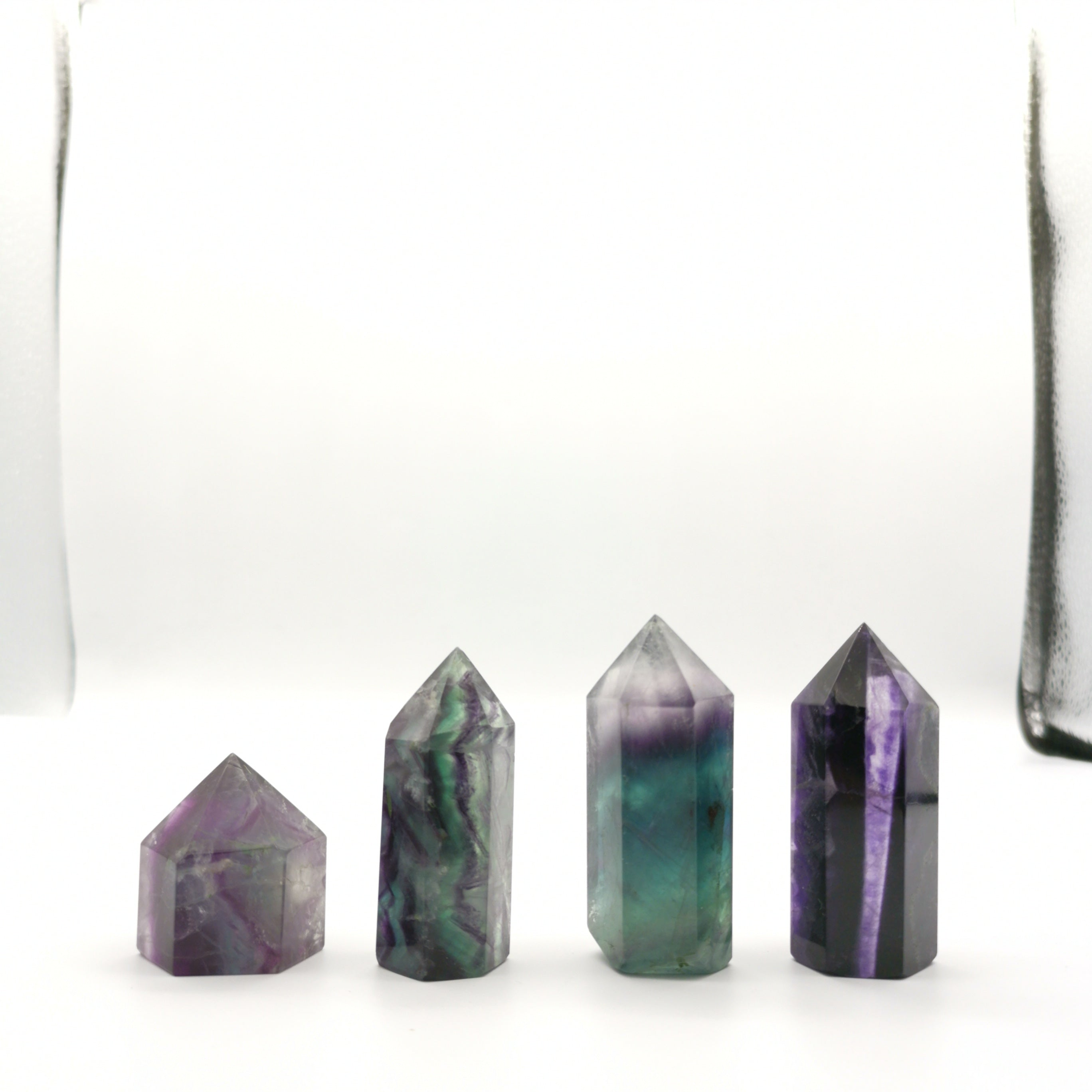 [Pointers] Rainbow Fluorite Collection A